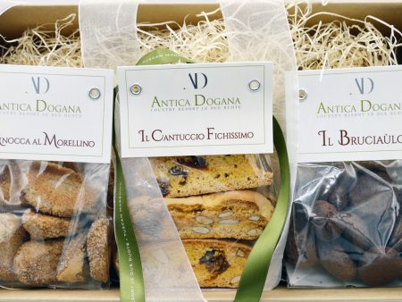 Biscotti Misti Dolci o Salati, Prodotti in Maremma Toscana - Antica Dogana