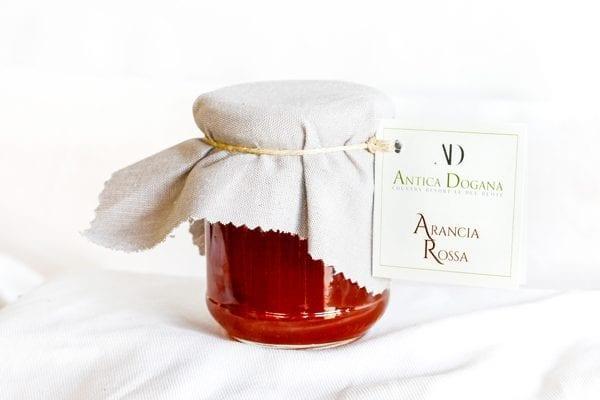 Marmellata di Arancia Rossa, confezione 250 gr Prodotti Tipici Toscani