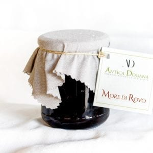 Marmellata di More in Vendita online Prodotti tipici toscani, Antica Dogana