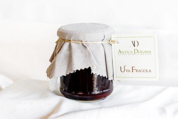 Marmellata di Uva Fragola - Prodotti tipici toscani