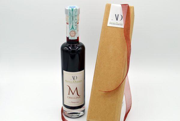Liquori di Toscana, Confezione della Morellina Liquori Tipici Toscani - Antica Dogana