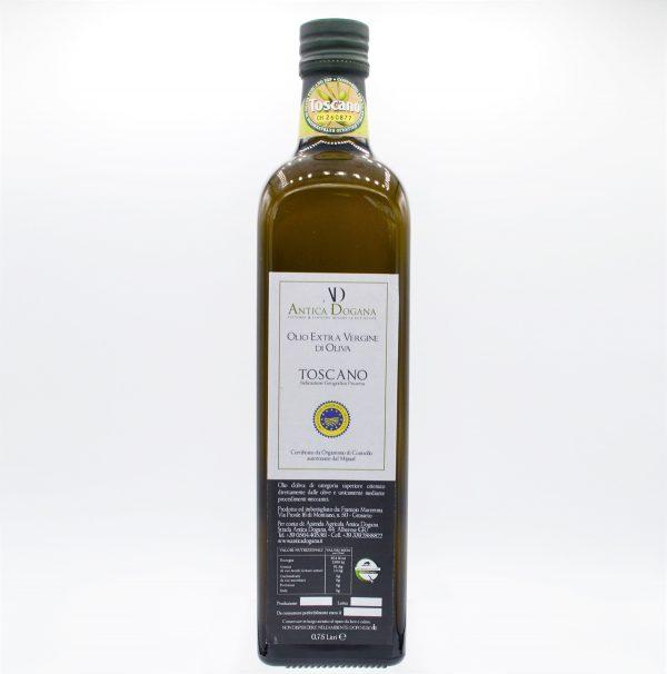Olio Extravergine di Oliva Toscano Bottiglia da 0.75 litri