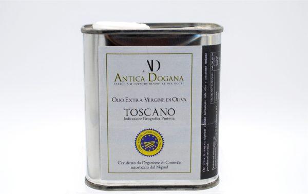 Olio Extravergine di Oliva Toscano lattina da 0.175 litri