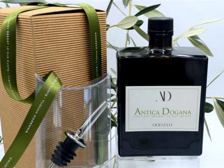 Olio extravergine di Oliva Toscano - Bottiglia Limited Edition 0.5 Olio Evo