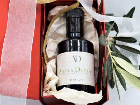 Bottiglia da Tavola da 250 ml Olio Extravergine di Oliva Toscano