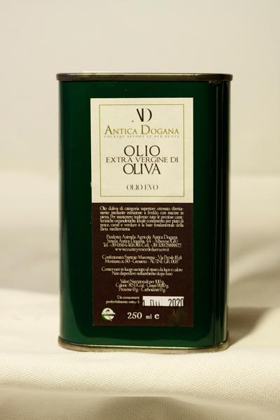 Lattina 2.5lt Olio Extravergine d'Oliva Vendita Online - Antica Dogana
