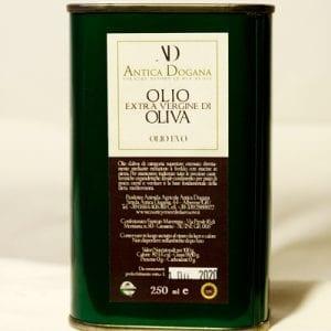 Olio Extravergine di Oliva Toscano Online Shop, Antica Dogana, Maremma
