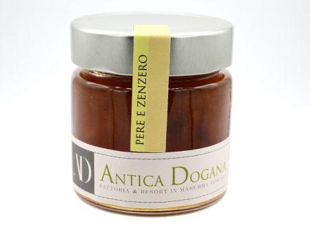 Composta di Frutta Pere e Zenzero, Prodotti Tipici Toscana, Online Shop
