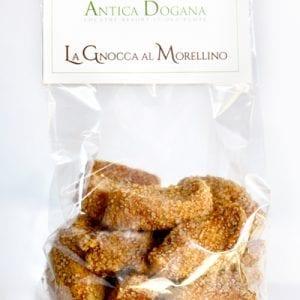 Biscotti Dolci Fatti in casa da comprare online, Gnocca al Morellino - prodotti toscani alimentari online di antica dogana
