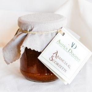Composta di Frutta di Arancia e Scorzette, Prodotti Tipici Toscana Online