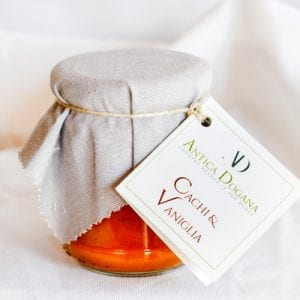 Composta di Frutta di Cachi e Vaniglia, Prodotti Tipici Toscana Online Shop Antica Dogana