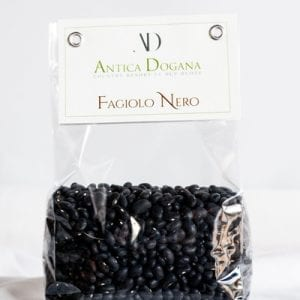Fagiolo Nero, vendita legumi online, prodotti tipici toscana
