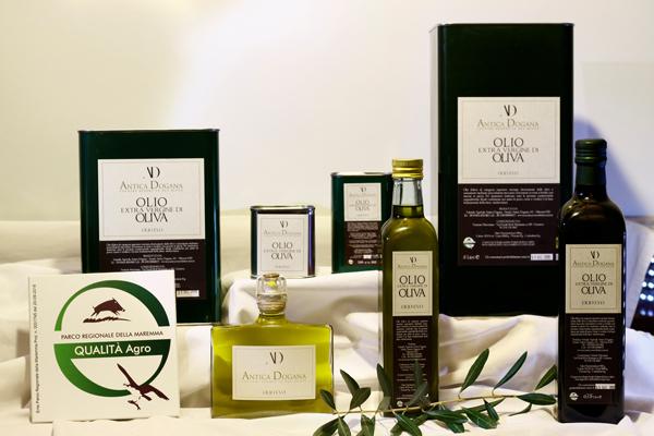 Olio Toscano, Prodotti Tipici Toscani Shopping On line, Antica Dogana, Maremma