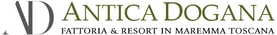 Antica Dogana Fattoria & Resort in Maremma Toscana Logo