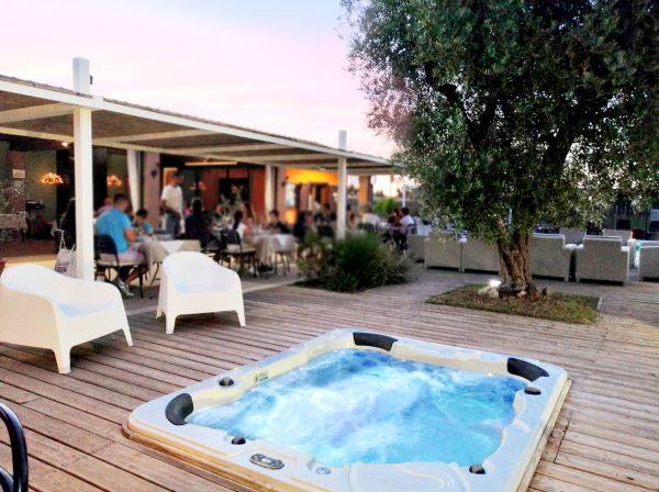 Resort Maremma, Ristorante, Piscina e Prodotti Tipici - Antica Dogana Idromassaggio Esterno
