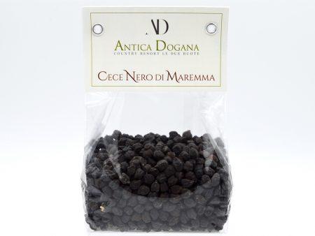 Cece Nero di Maremma - Vendita Legumi Online - Prodotti tipici Toscana di Antica Dogana in Maremma Toscana