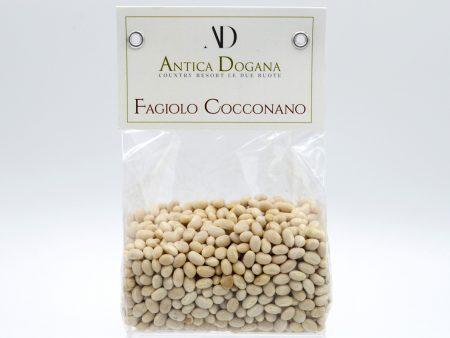 Fagiolo Cocconano - Vendita Legumi Online - Prodotti tipici Toscana di Antica Dogana in Maremma Toscana