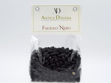 Fagiolo Nero - Vendita Legumi Online - Prodotti tipici Toscana di Antica Dogana in Maremma Toscana