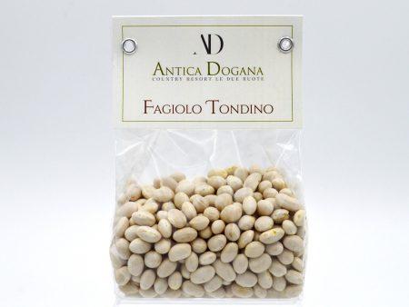 Fagiolo Tondino - Vendita Legumi Online - Prodotti tipici Toscana di Antica Dogana in Maremma Toscana