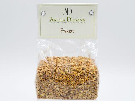 Farro Naturale - Vendita Legumi Online - Prodotti tipici Toscana di Antica Dogana in Maremma Toscana