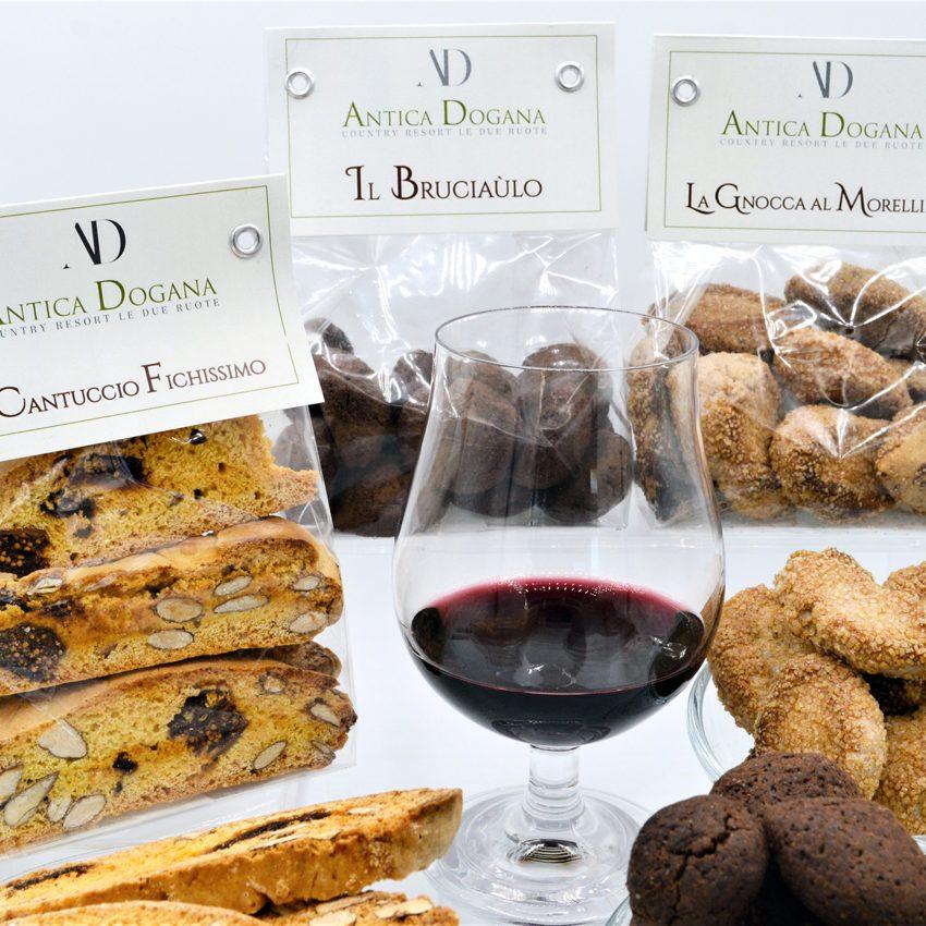 Biscotti, Prodotti Tipici Toscani Shopping On line, Antica Dogana, Maremma