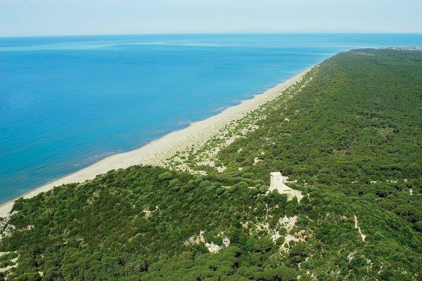 PARCO DELLA MAREMMA - vivi il parco naturale della maremma con il resort le due ruote