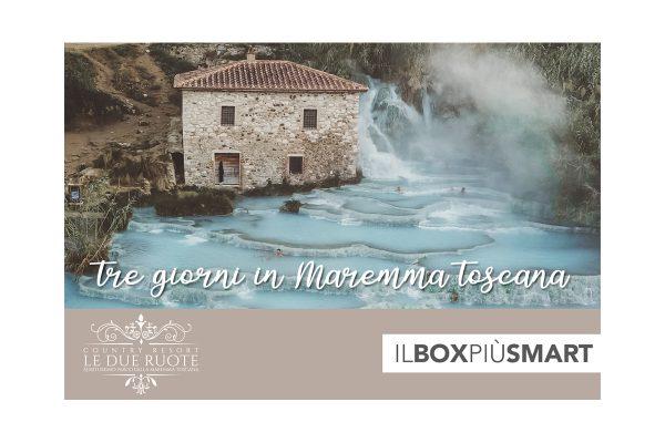 Tre Giorni In Maremma Toscana - Country Resort Le due Ruote