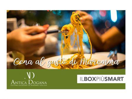 Box Vacanze CENA AL GUSTO DI MAREMMA - Cena tipica Maremmana