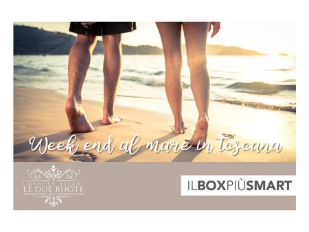 copertina week end al mare in toscana - Resort le due ruote